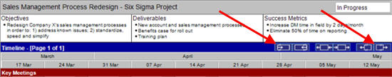 Swiftlight Project Managment Software Getting Started Step 2